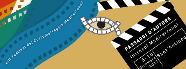 13° Festival del Cortometraggio Mediterraneo – Passaggi D'autore