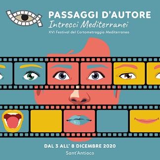 Passaggi d'Autore 2020:  Dal 3 all'8 Dicembre  in modalità streaming la sedicesima edizione del festival